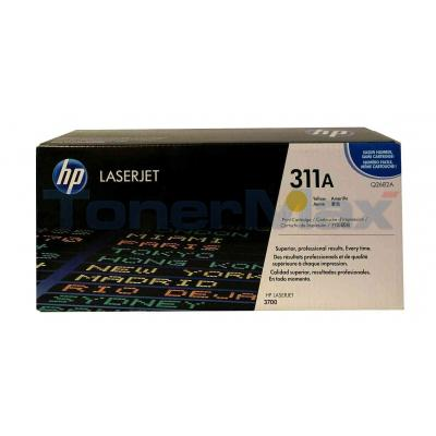 HP LJ 3700 TONER YELLOW